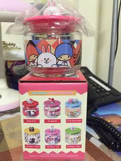 BNIP 7-eleven Line Friends x Sanrio Cony