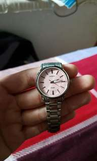 Ladies watch casio
