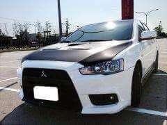 Mitsubishi 三菱 Lancer Fortis 2011年 白色1800c.c