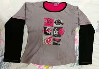 Powerpuff Girls Long Sleeve T-shirt