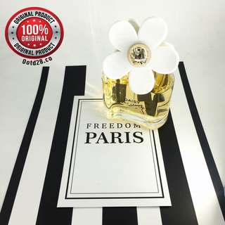 Daisy by Marc Jacobs Fragrance EDT For Her Women Perfume *Tester*