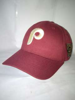 Topi mlb phillies baseballl
