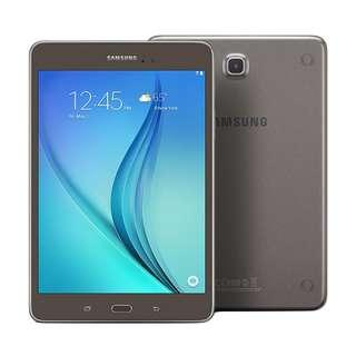 Samsung Galaxy Tab A 8.0 SM-P355 Tablet - Grey Kredit Mudah