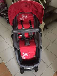 STROLLER SCR12 SWEET CHERRY