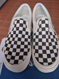Vans OG classic slip on Checkerboard
