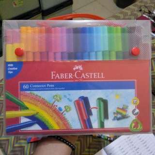Faber Castell 60 Connector Pens