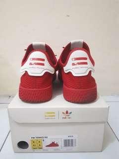 Adidas Tennis Hu Pharrel Red Scarlet