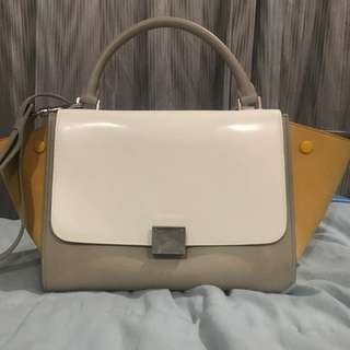 Celine Small Trapeze with Strap