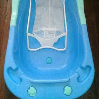 Gerbo Bath Tub and Safety Net