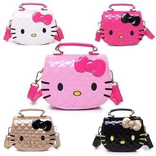 ~ Pre order ~ hello kitty shoulder handbag cute sling bag tote beat bags baby ~ PO ~