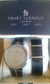 Smart Turnout Scholar Watch 手錶 - Beige