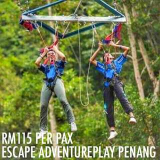 ESCAPE ADVENTUREPLAY PENANG ADMISSION TICKET