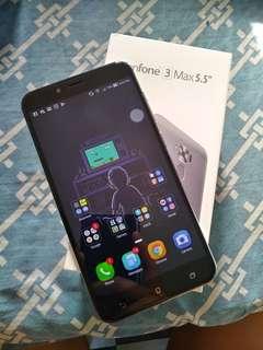 Zenfone Max 3 5.5