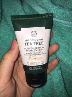 The body shop bb cream ( tea tree)