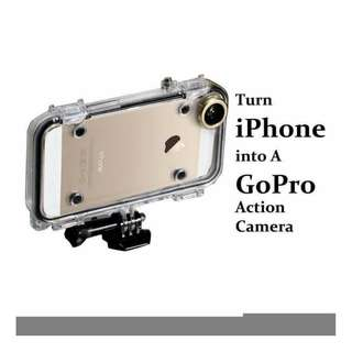 Waterproof case for iphone 6 / 6s 6 plus 1000
