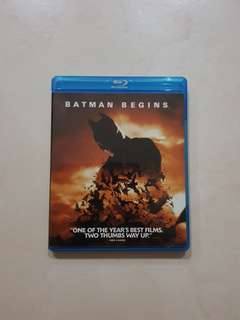 Bstman Begin Blu Ray