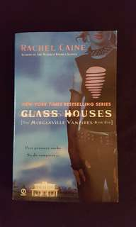 The Morganville Vampires ~ Glass Houses (book 1) by Rachel Caine