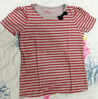 PDI Kids Stripe T-shirt