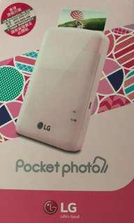 有保養!LG 印相機 pocket photo zink