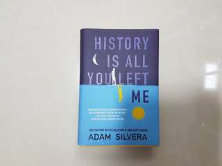 BN History Is All You Left Me: Adam Silvera