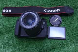 Canon 700d Fullset Mulus