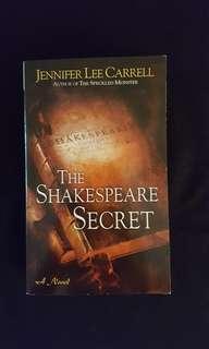 The Shakespeare Secret by Jennifer Lee Carrell