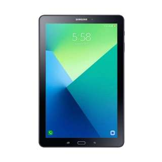 Samsung Galaxy Tab A 10.1 2016 Tablet [16 GB/ 3 GB] Kredit Mudah