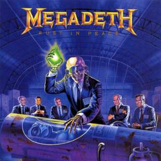 Megadeth – Rust In Peace CD