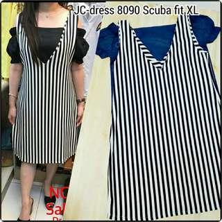 JC-dress 8090 Scuba fit XL