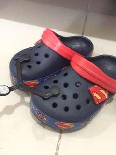 Crocs superman c8