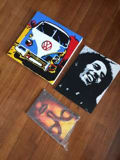 Paintings $40 for all