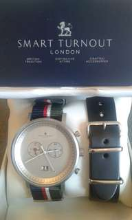 Smart Turnout Phantom Watch 手錶