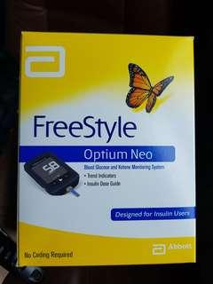 Freestyle Optium Neo (Blood Glucose & Ketone Monitoring)