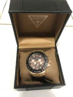 Guess watch / jam tangan guess