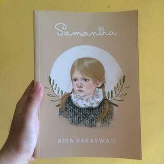 Buku samantha by risa saraswati