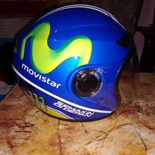 Helmet LASER MOVISTAR