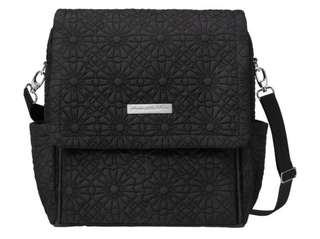 BOXY BACKPACK IN EMBOSSED