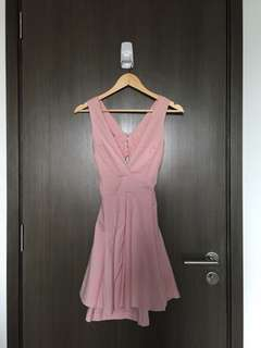 Tobi Pink Dress (Special offer: $5 each clothing. min 4 items purchased)
