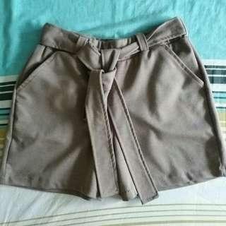 Ribbon Shorts