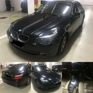 BMW E60 520XL 2.0 lci 2008 RM10,300 CASH