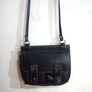 Black Contempo Sling bag
