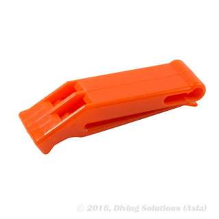 SAFETY WHISTLE (ORANGE)