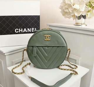 Chanel 19cm AUTHENTIC HIGHGRADE MIRROR