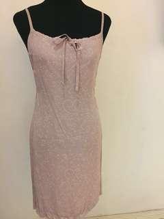 BOSSINI LADIES - PASTEL PINK DRESS ✨