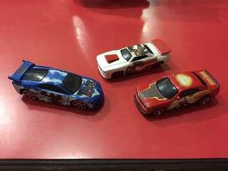 Marvel Diecast Cars