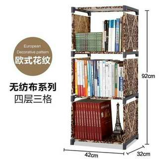 3 Layer bookshelf.📖