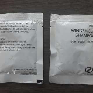 Perodua Windscreen Shampoo