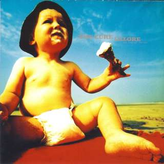 The Cure – Galore (The Singles 1987-1997) CD (remastered)
