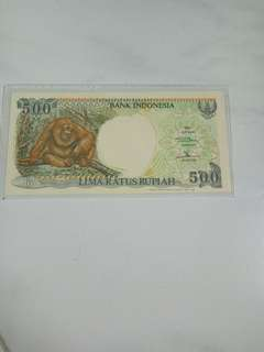 500  BANK  INDONESIA - 1992