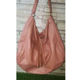 Authentic OROTON LEATHER TOTE Beg (Large)